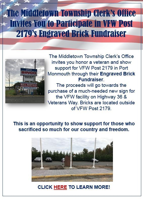 vfw engraved brick fundraiser