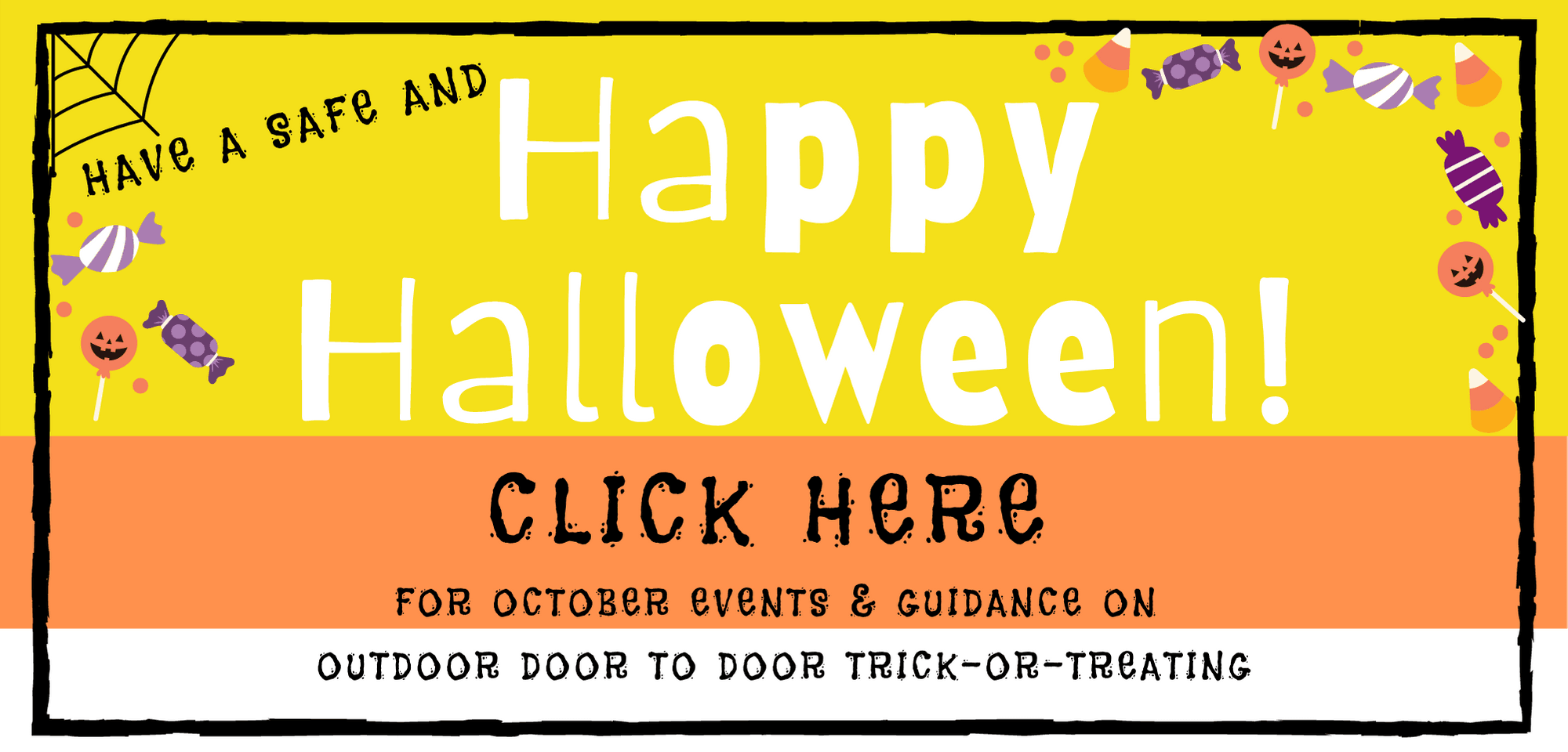 Halloween Guidance